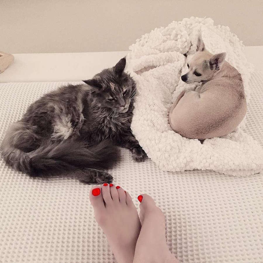 Naike Rivelli Feet