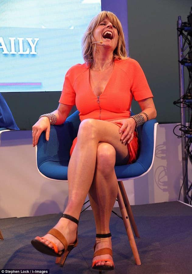 Rachel Johnson Feet