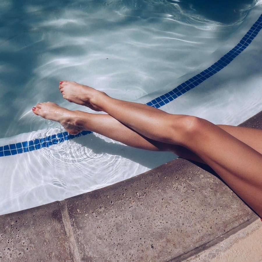Benedicte Castillo Feet