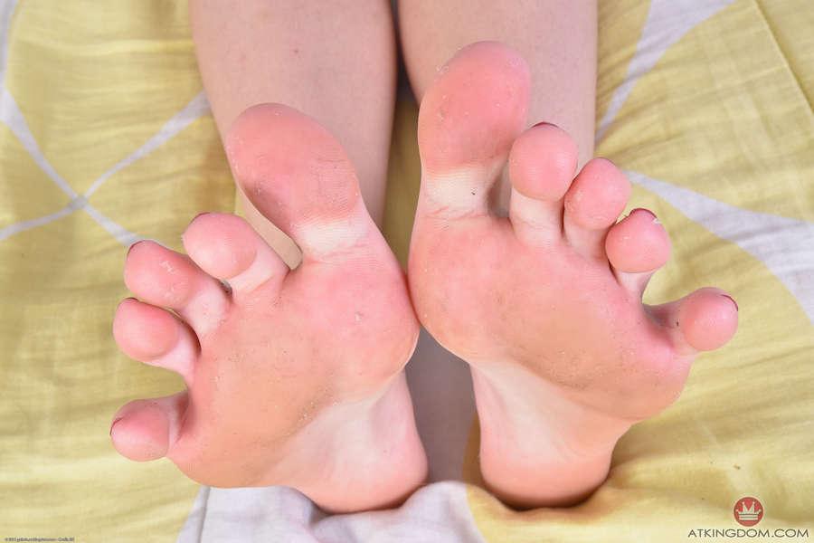Harley Jade Feet