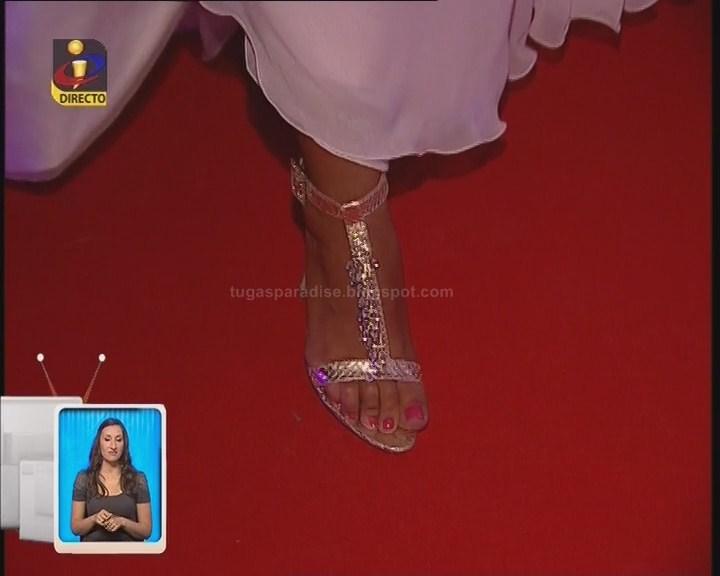 Rita Pereira Feet