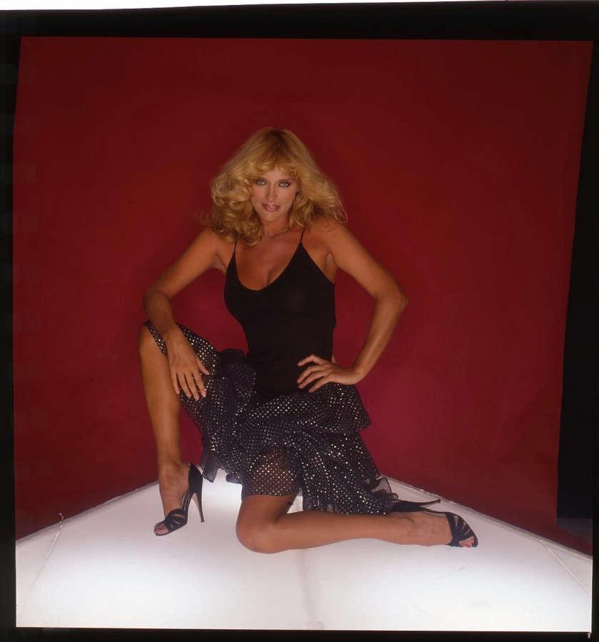 Sybil Danning Feet