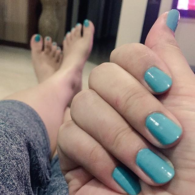Disha Parmar Feet