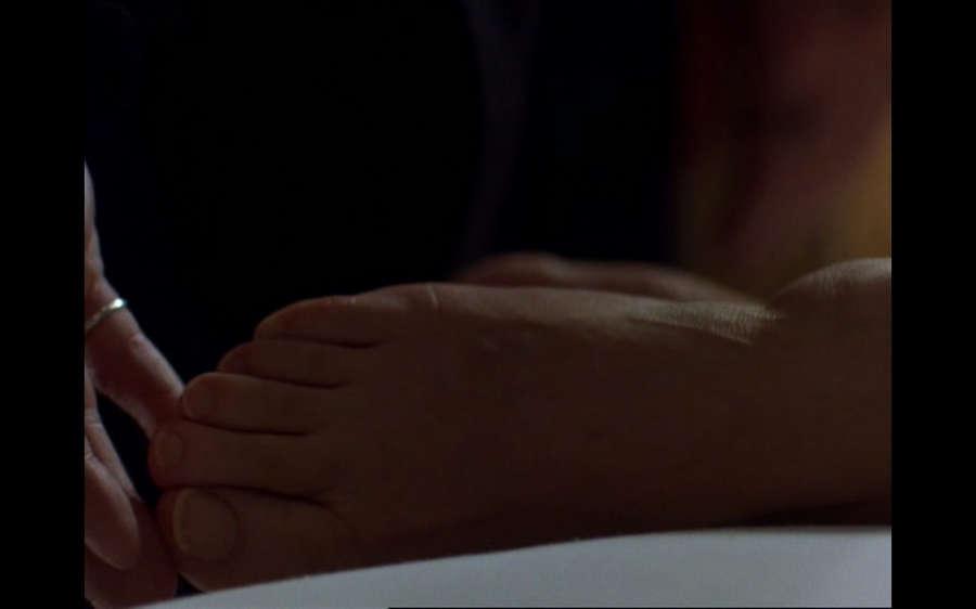 Francesca Annis Feet