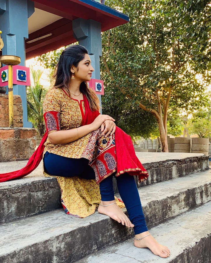 Nakshatra Nagesh Feet