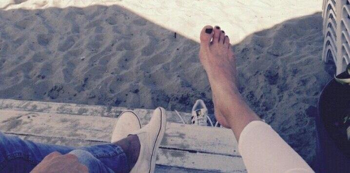 Adrianna Daniel Feet