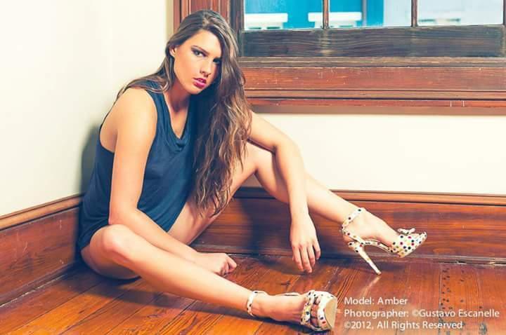 Amber Carollo Feet