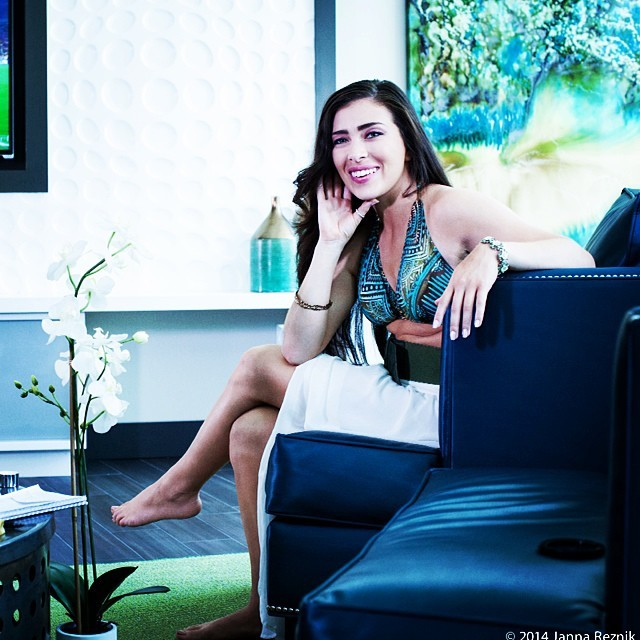 Andrea Bensussen Feet