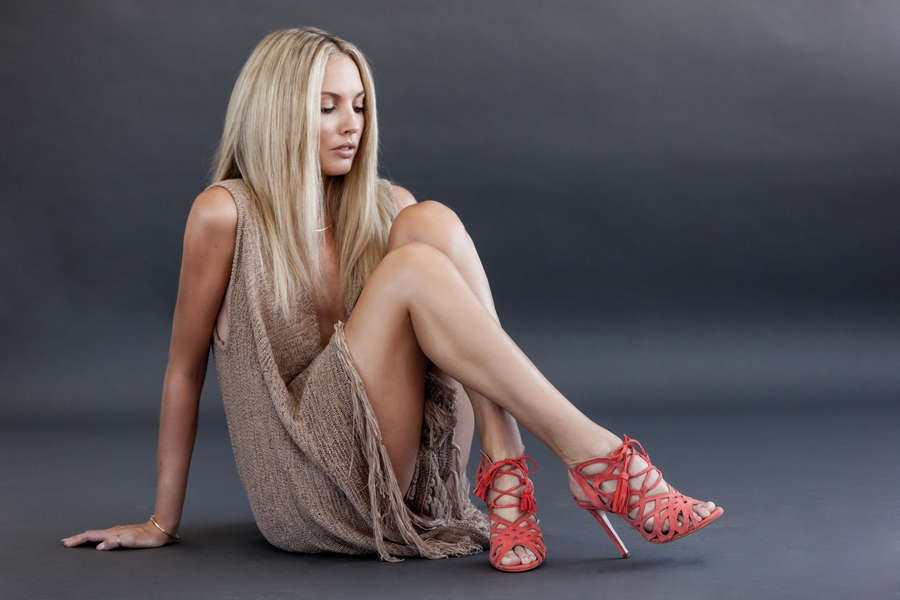 Ashley Michaelsen Feet