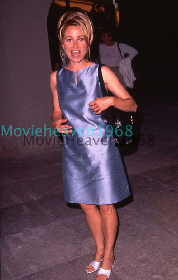 Maureen McCormick Feet