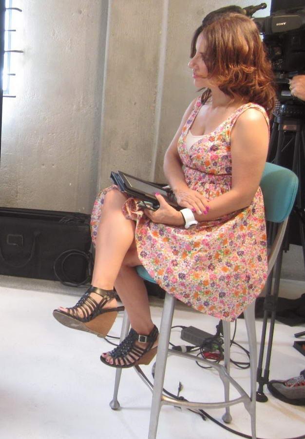 Teresa Garza Feet