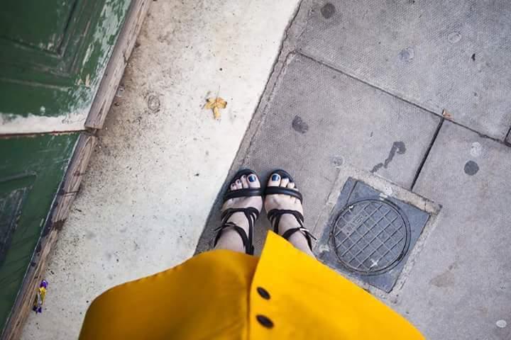 Angela Scanlon Feet