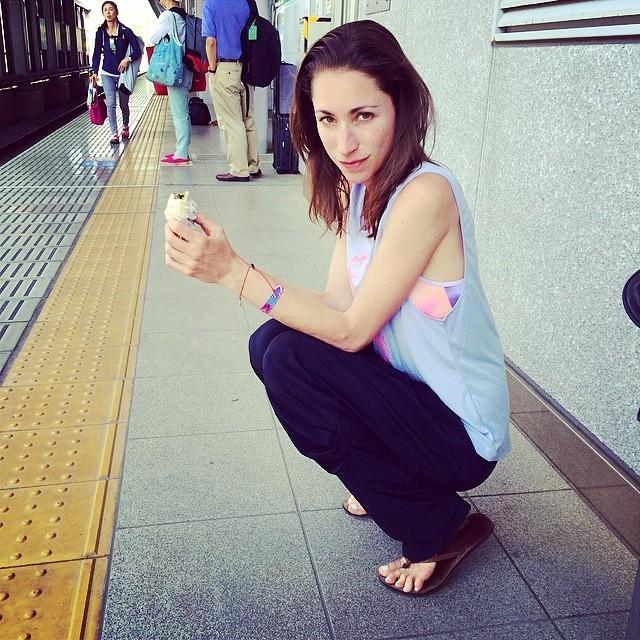 Tara Stiles Feet
