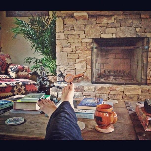 Elaine Alden Feet