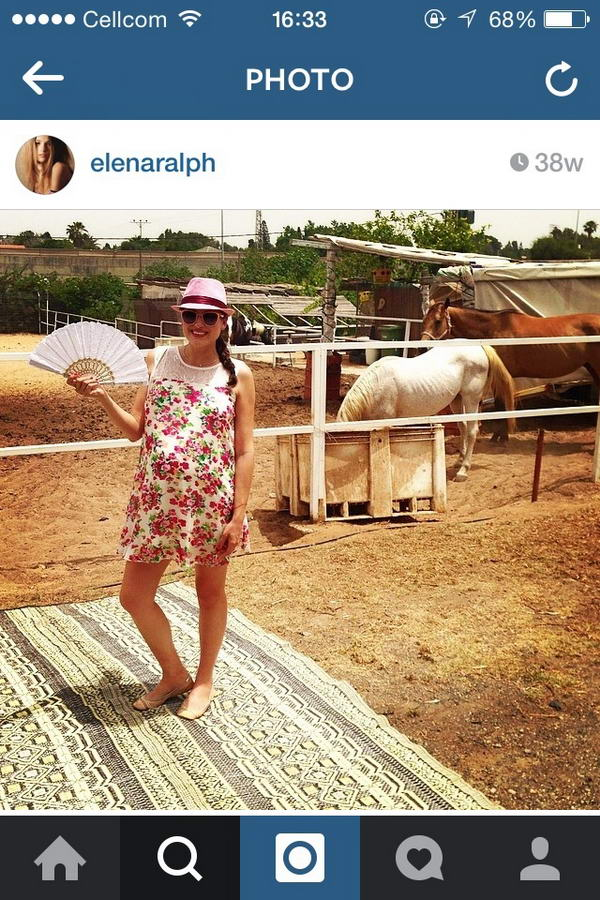Elena Ralph Feet