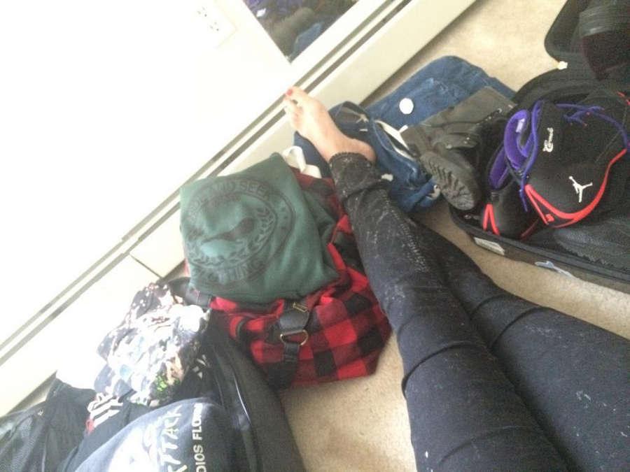 Tay Jardine Feet