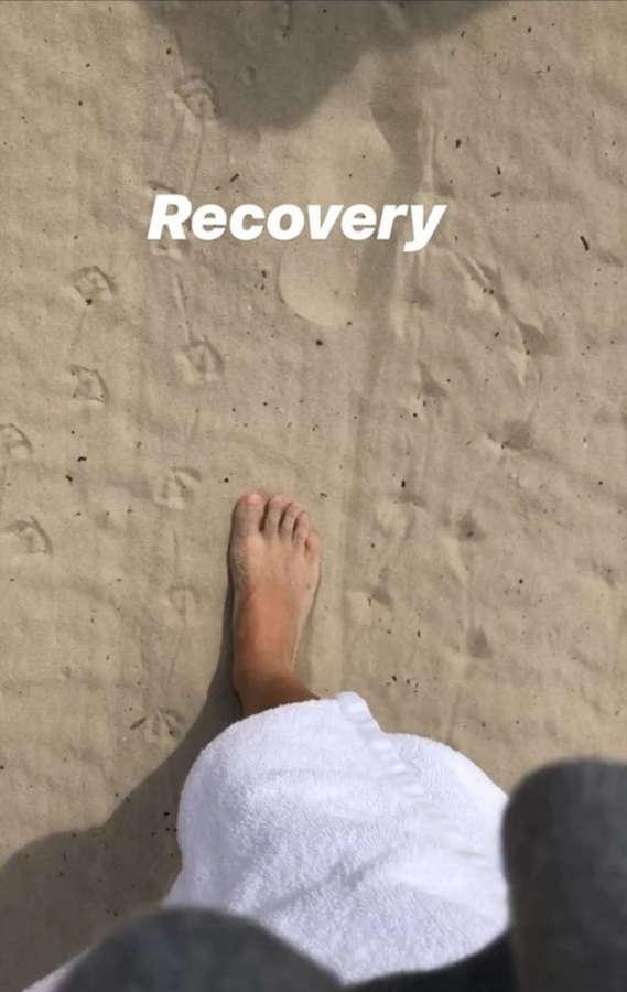 Alanna Kennedy Feet