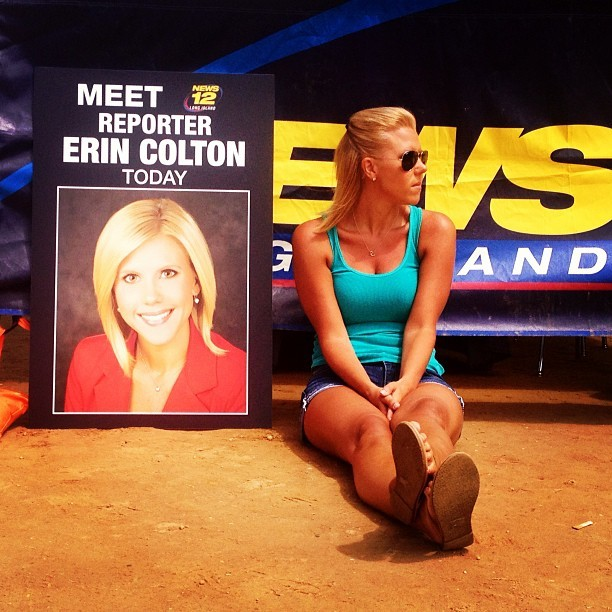 Erin Colton Feet