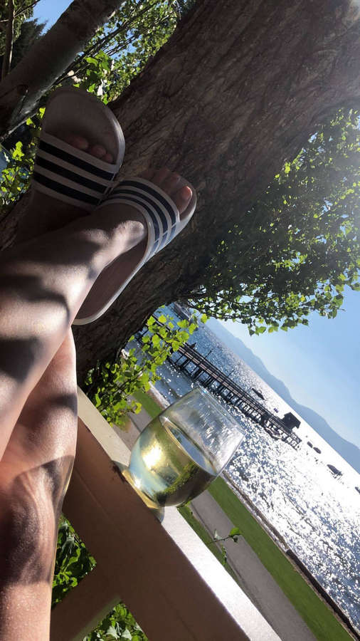 Gina Carano Feet
