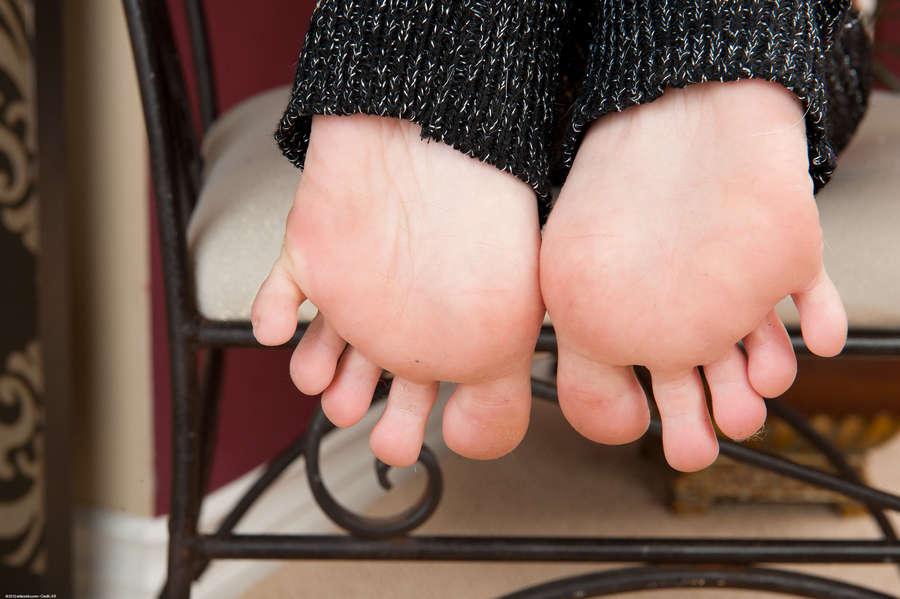 Natasha Malkova Feet