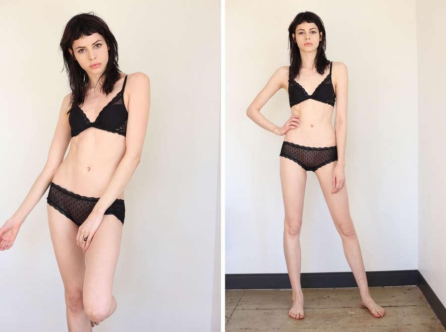 Charlotte Kemp Muhl Feet