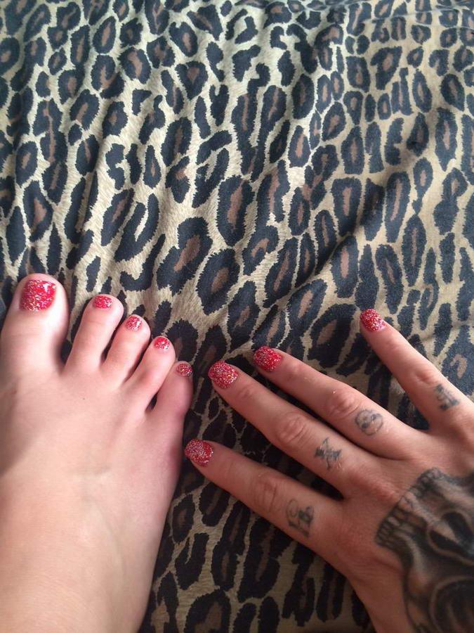 Austin Lynn Feet