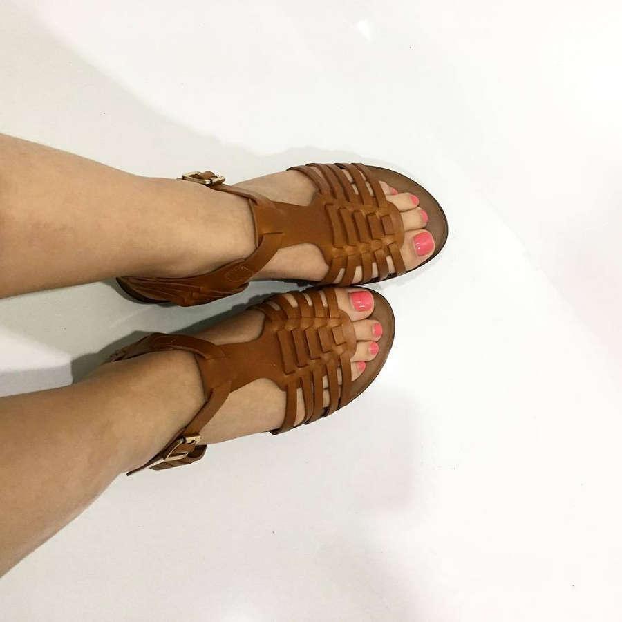 Ash Ortega Feet