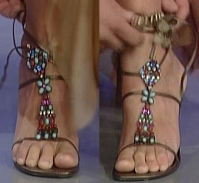 Licia Colo Feet