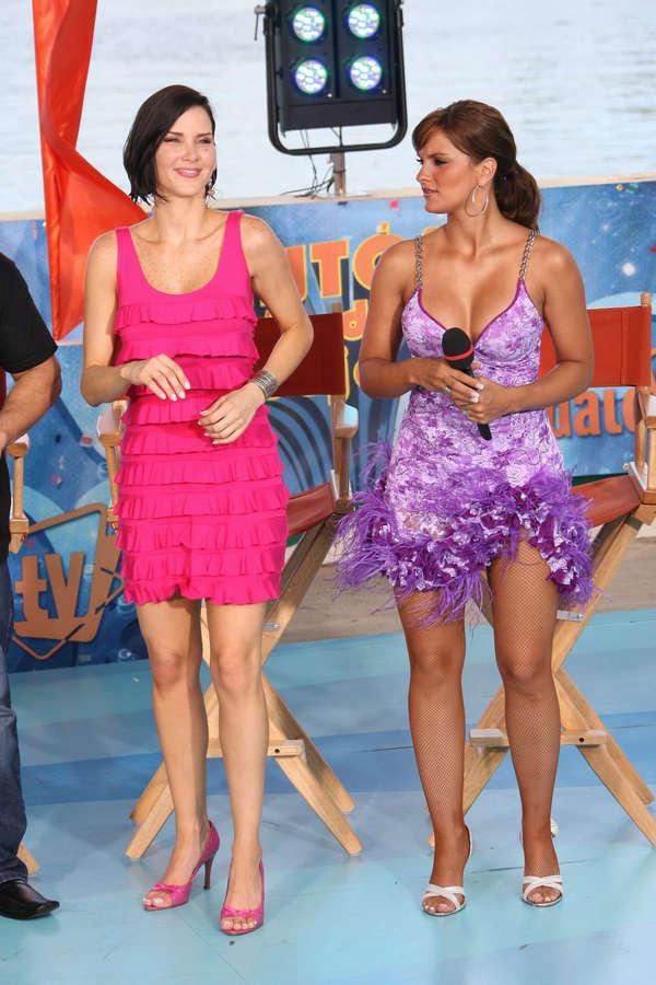 Gabriela Vergara Feet