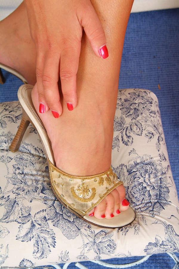Isabella Pacino Feet