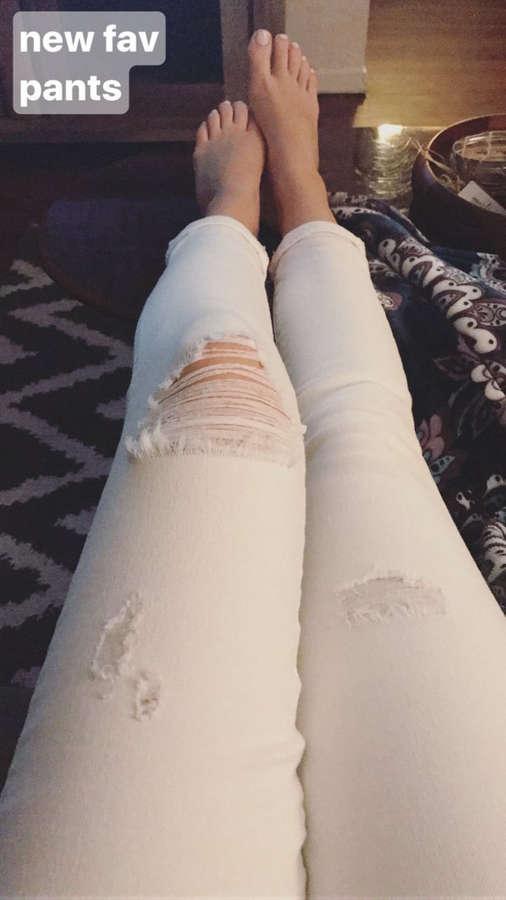 Skylar Dayne Feet