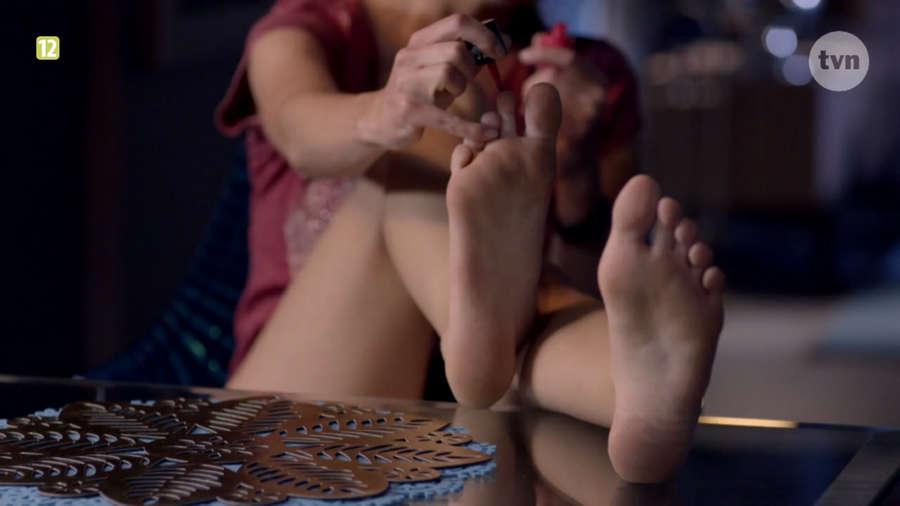 Alicja Juszkiewicz Feet