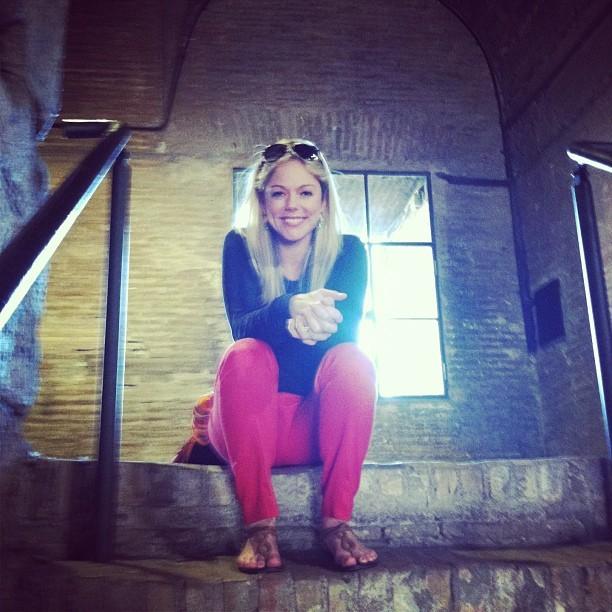 Alexa Datt Rosenberg Feet