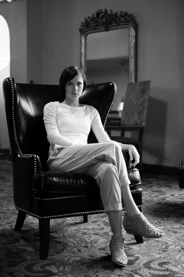 Alina Levshin Feet
