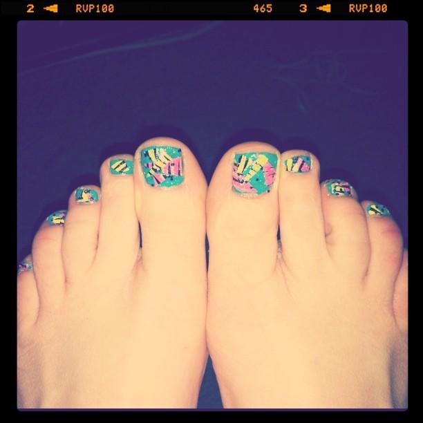 Casey Desmond Feet