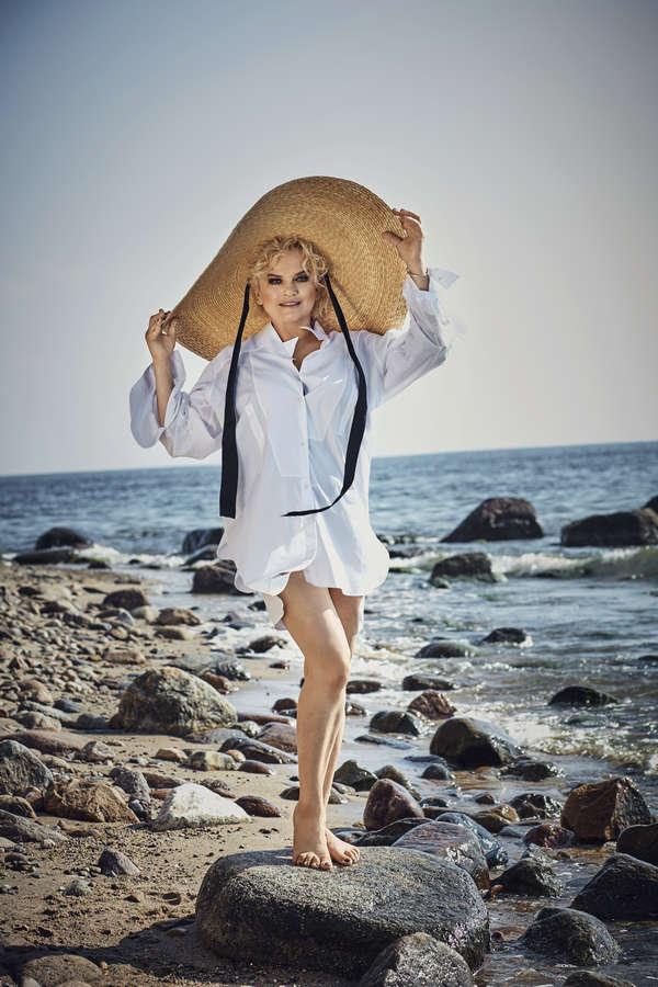 Katarzyna Figura Feet