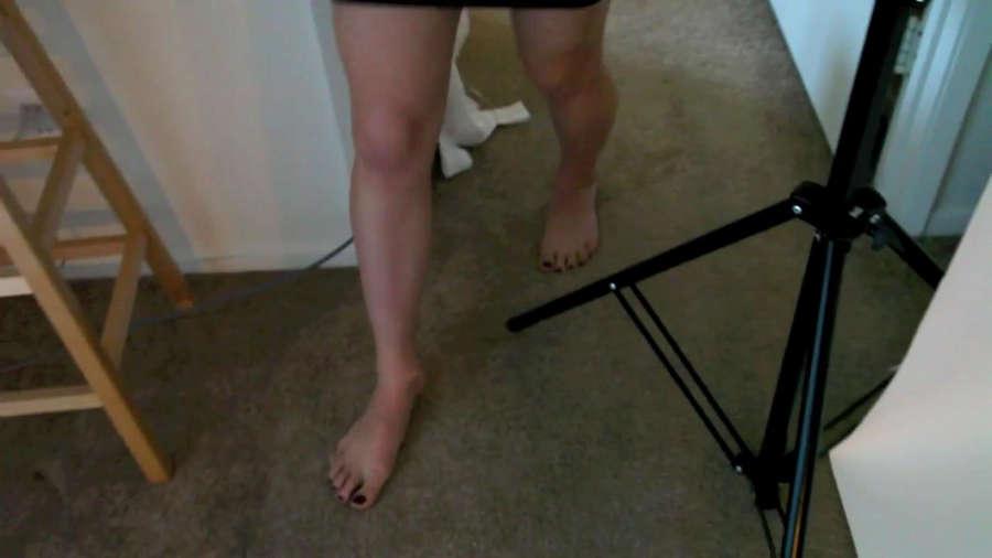 Ashley Wagner Feet