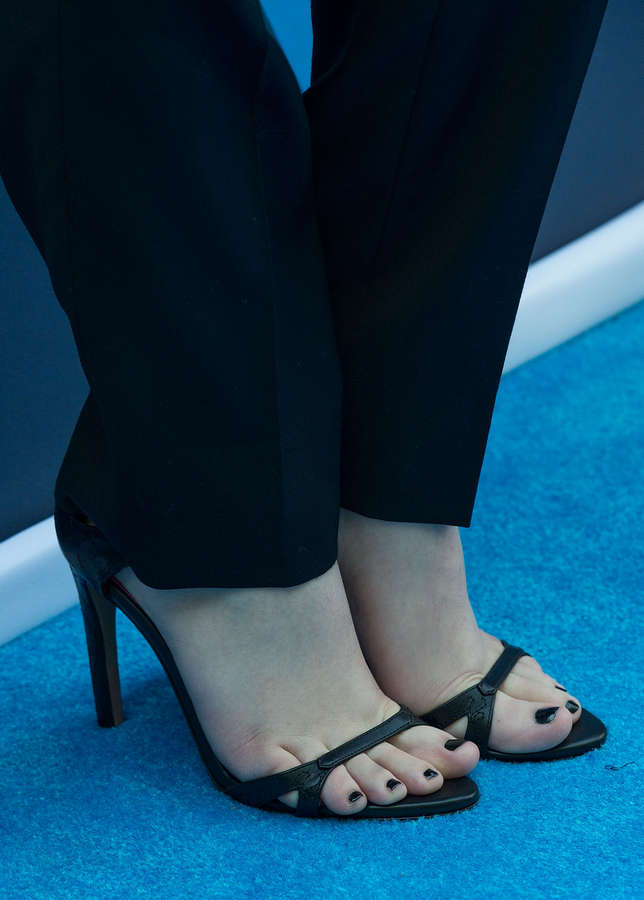 Vanessa Marano Feet