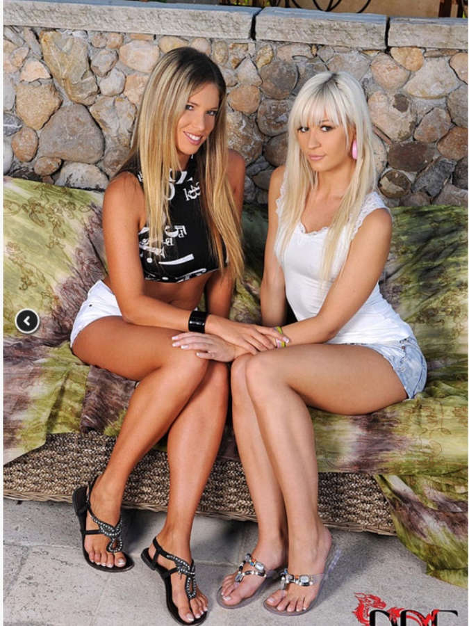 Eva Parcker Feet