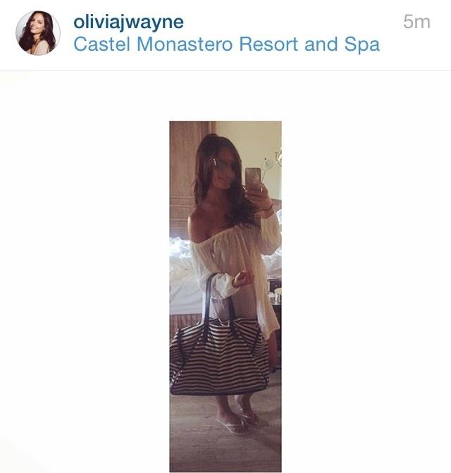 Olivia Godfrey Feet