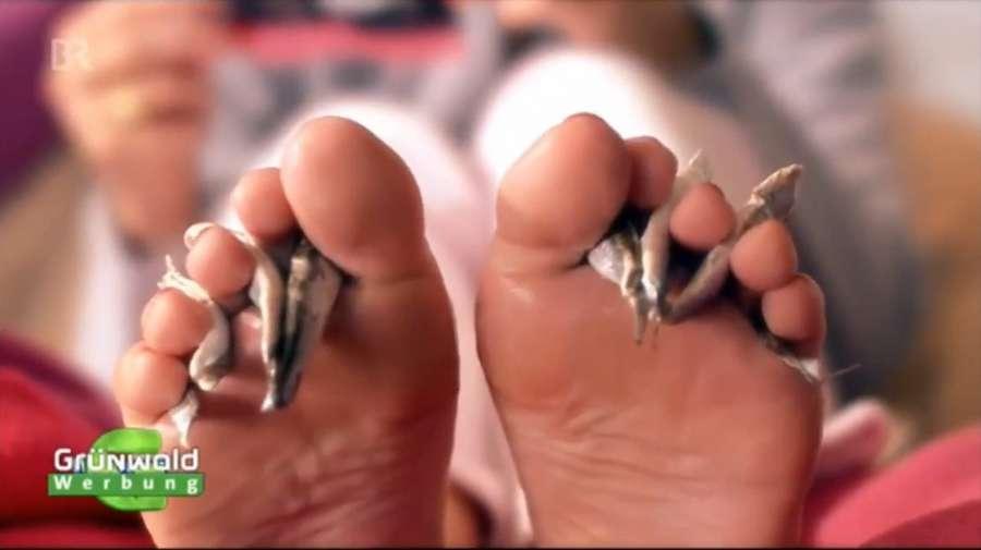 Monika Gruber Feet