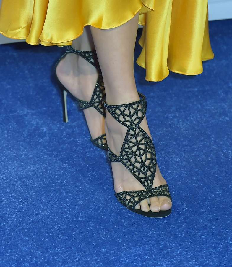 Jane Wu Feet