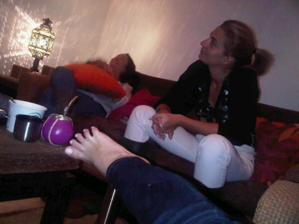 Laura Gonzalez Feet