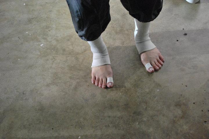 Jojo Goh Feet