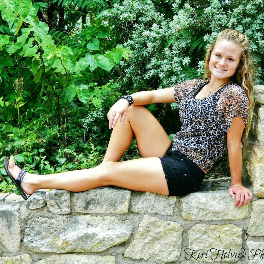 Madison B Feet