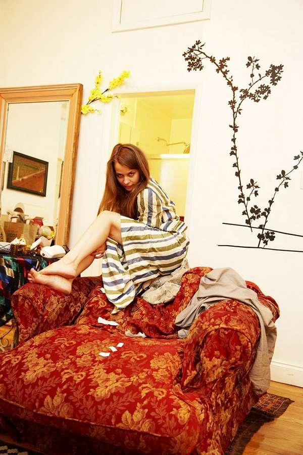 Isabelle McNally Feet