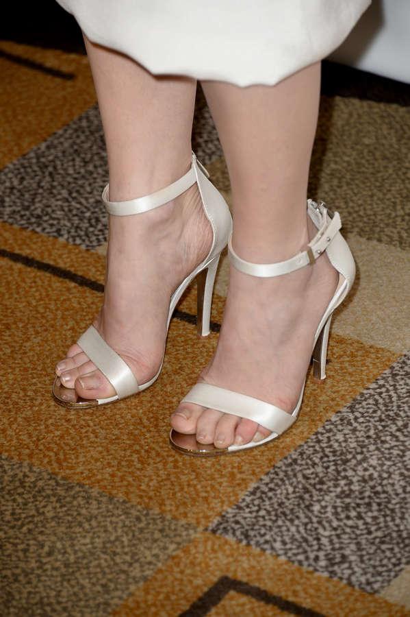 Yael Stone Feet