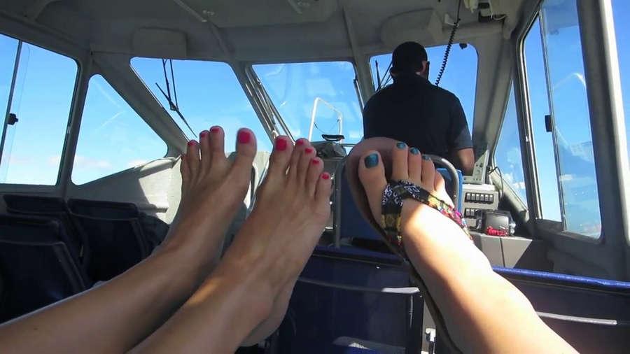 Datev Gallagher Feet