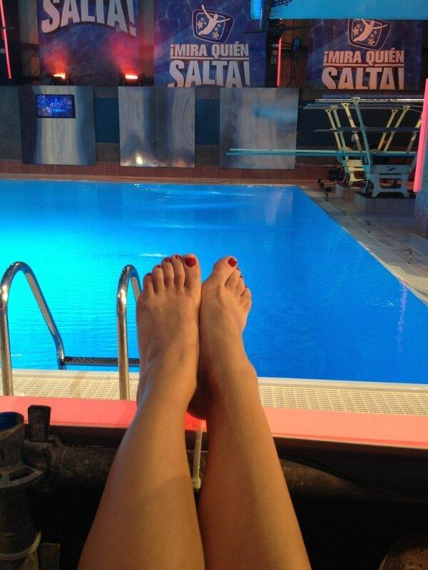 Beatriz Trapote Feet