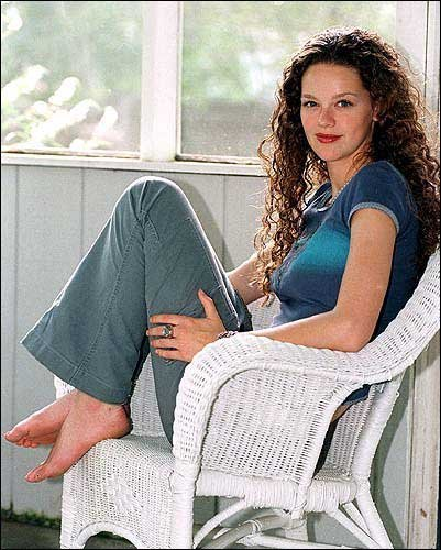 Lydia Hull Feet